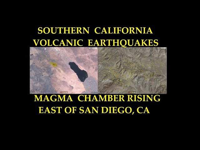 Southern California / West coast Volcano Risk - Rising Magma causes swarm of 1,000+ earthquakes  Sddefault