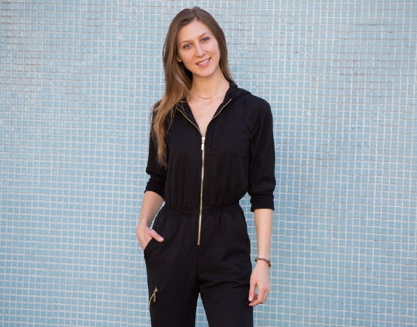 Solitaire Jumpsuit by Margaret Cho