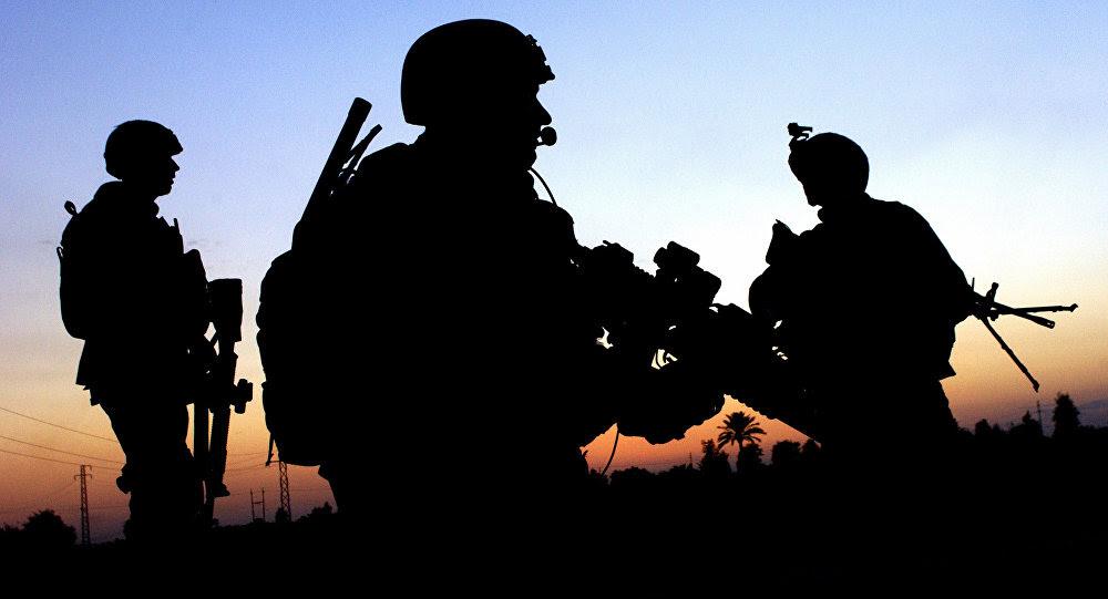 Militares de EEUU