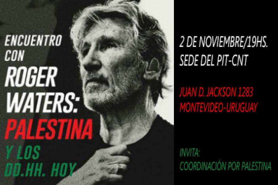 El terror que sufre el pueblo palestino analizado por Roger Waters