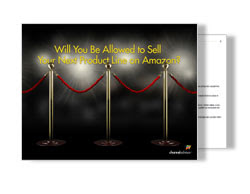 eBook: Will You Be Able to Sell Your Next Product Line on Amazon
