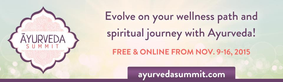 Ayurveda Summit: Load images for a more visual experience!