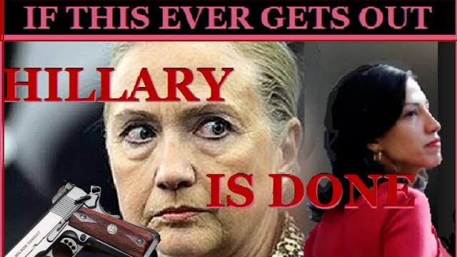 Horrifying Information That Will Bring Down Hillary Clinton