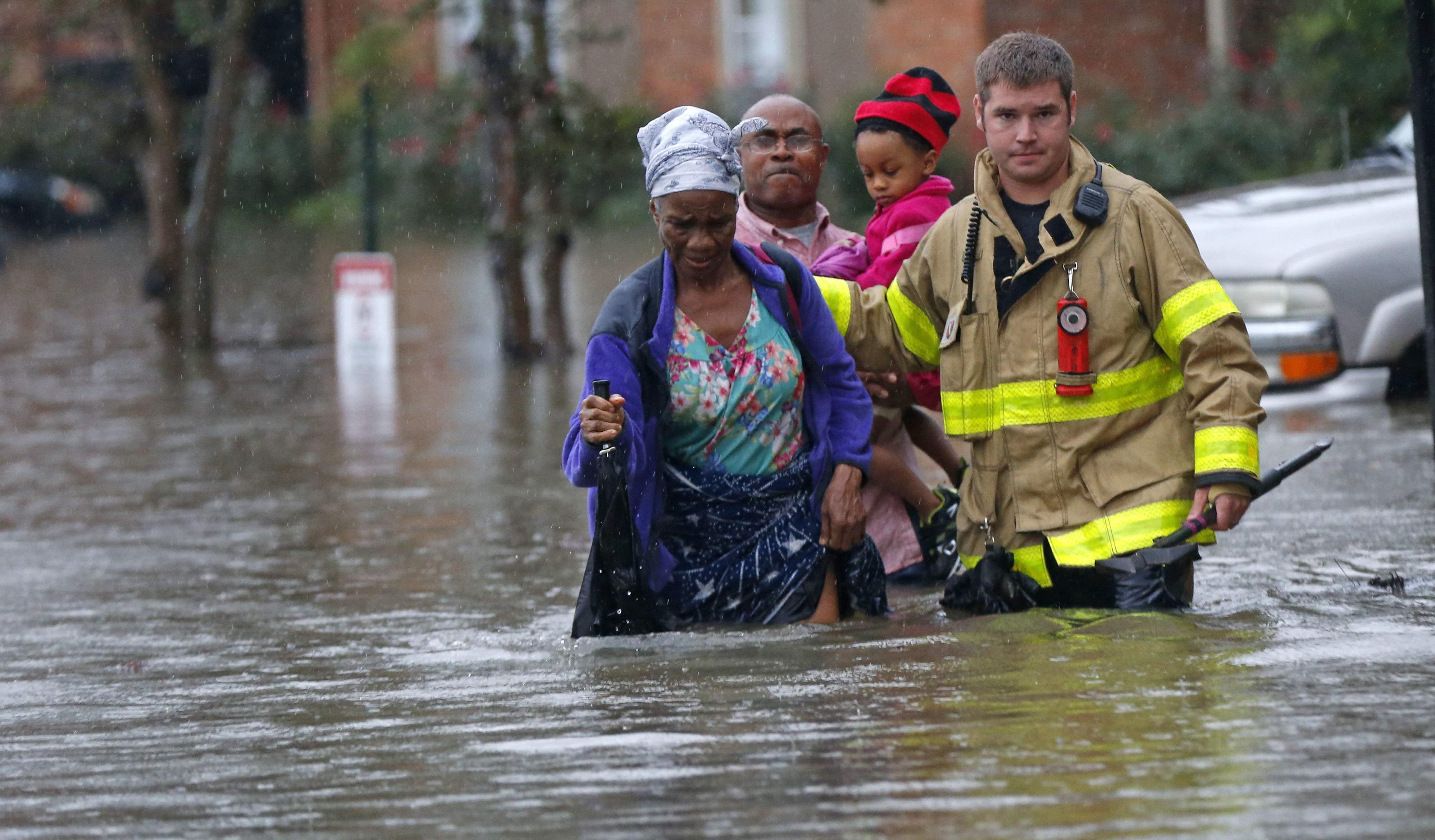 Pray for Louisiana