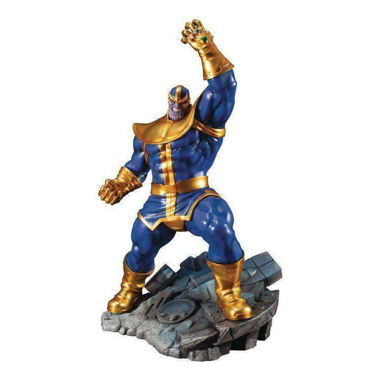 Image of Marvel Avengers ArtFX+ Thanos Statue - AUGUST 2019