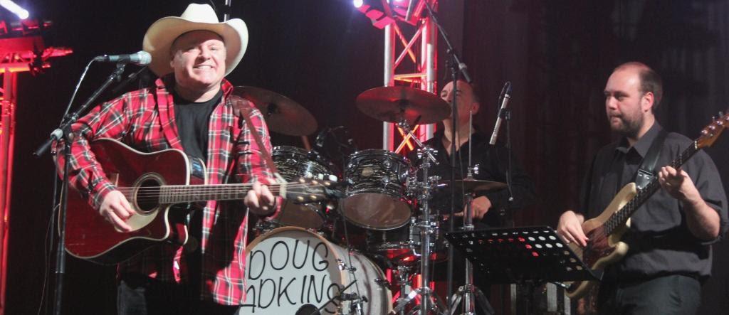 Doug Adkins en concert au Salon du Mans