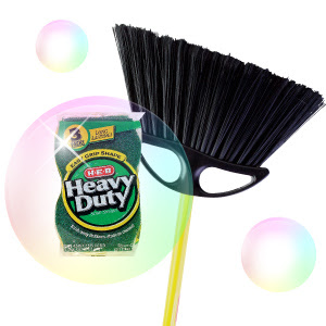 $2 off $8 purchase of cleaning supplies