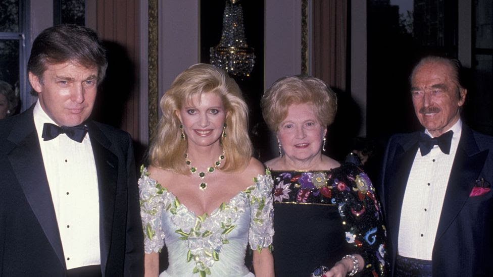 Mary Trump and the most shocking family secrets - BBC Culture