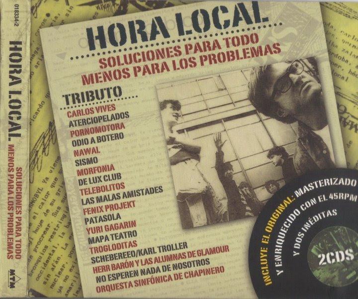 Hora Local CD
