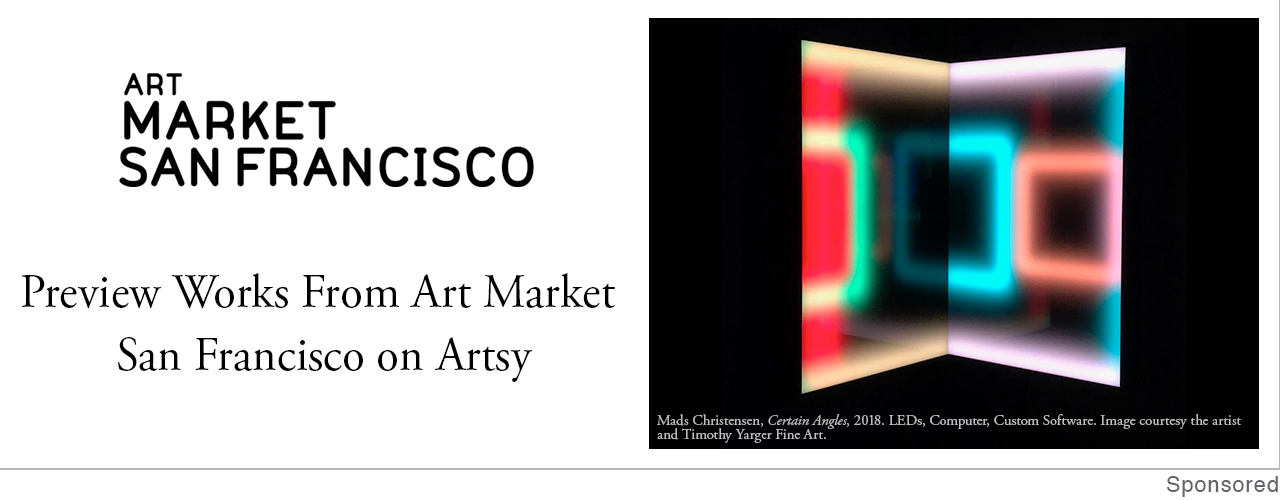 Preview Works From Art Market San Francisco on Artsy
