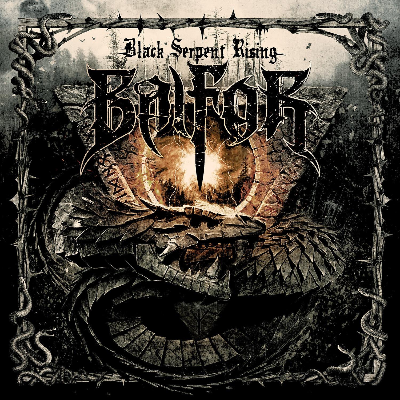 BALFOR, Drakkar Productions, Black Serpent Rising