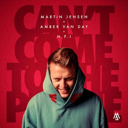 Cover Single Martin Jensen, Amber Van Day, N.F.I