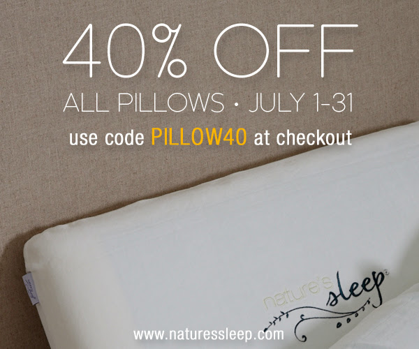 40% Off All Nature&#03...
