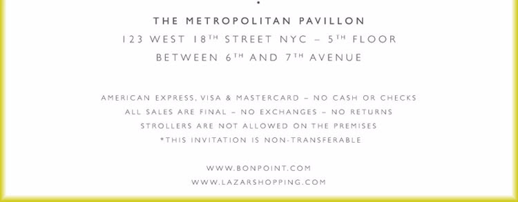 Location: 123 West 18th Street NYC - 5th Floor Between 6th and 7th Avenue