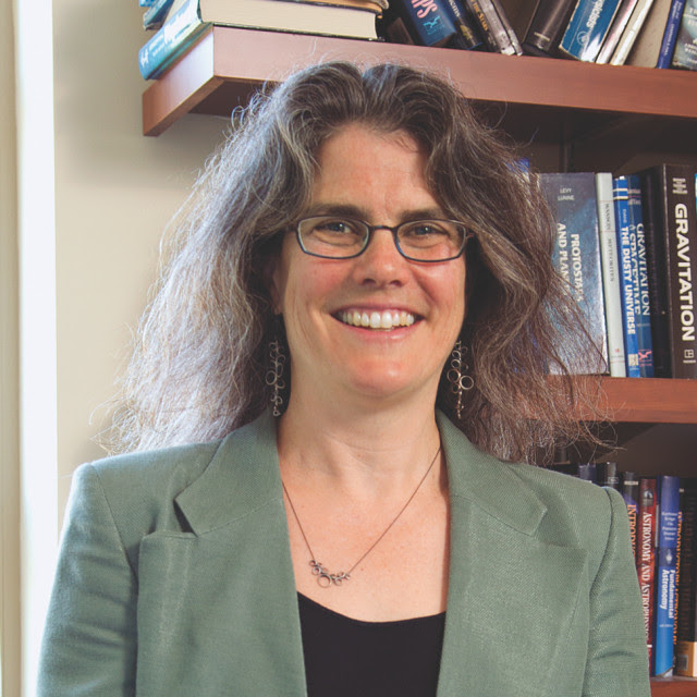 Dr. Andrea Ghez