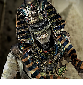 MONSTER FILE NO.08 THE MUMMY 1/6 SCALE FIGURES