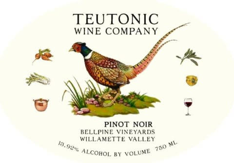 Image result for teutonic pinot bellpine 2017