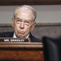 Good-bye Sen. Chuck Grassley?