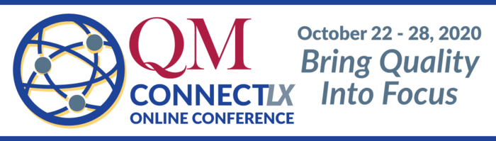 QM Connect LX Online Conference