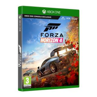 Microsoft exkluzív játékok akciója – Forza Horizon 4 (Magyar felirattal)
