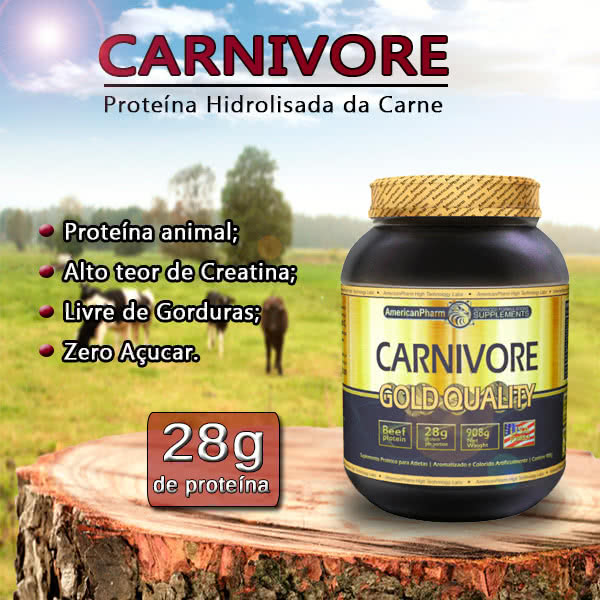 Proteína da Carne Hidrolisada