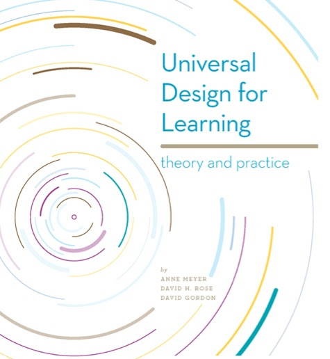 Image of front cover of UDL book