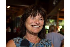 Barbara Banke of Stonestreet Farm