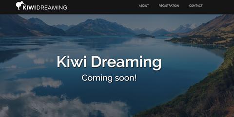 Kiwi Dreaming