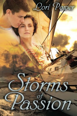 Blitz: Storms of Passion by Lori Power