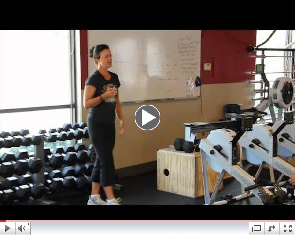 CrossFit - Rowing Trainer Course: Technique with Angela Hart