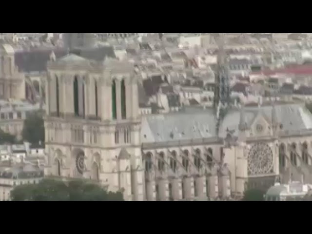BREAKING: Gunfire at Notre Dame Cathedral Sddefault