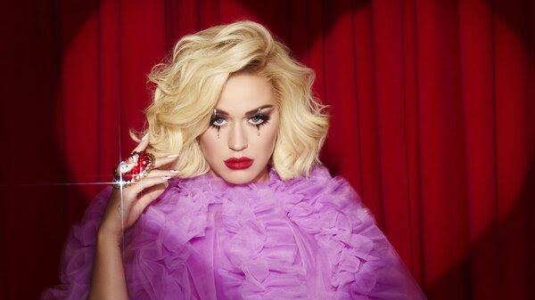 """""""This record is really about hopefulness. It's about resilience, it's about joy,"""" says Katy Perry. """"To me, it's not just about noise, it's about me walking through real hell."""""""