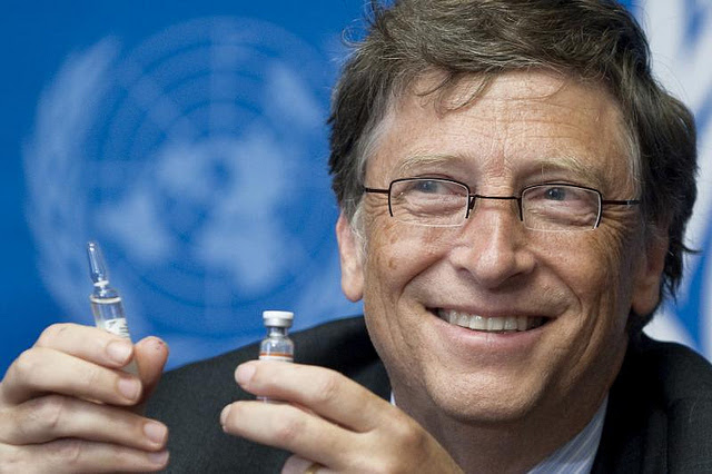 Image: Bill Gates gets $7.5B donation from American taxpayers during pandemic