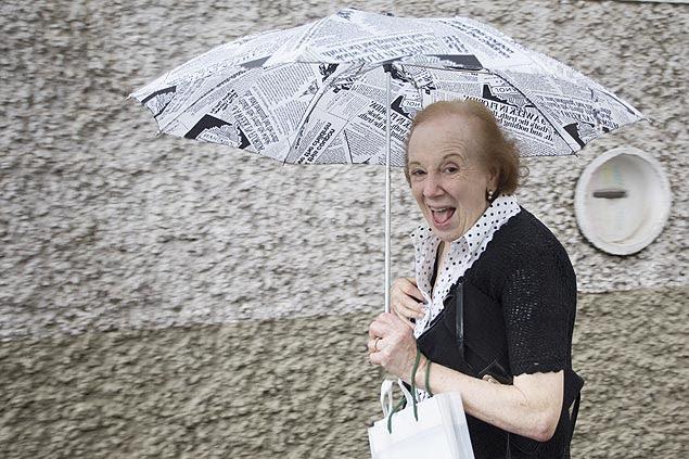 A dona de casa Rosa Wainberg, 82, que coordena grupo de meditação na Unifesp