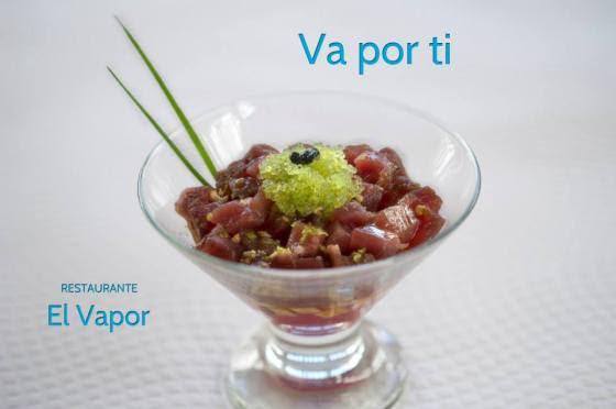 """3º Premio """"Va por ti"""" Rest. el Vapor"""