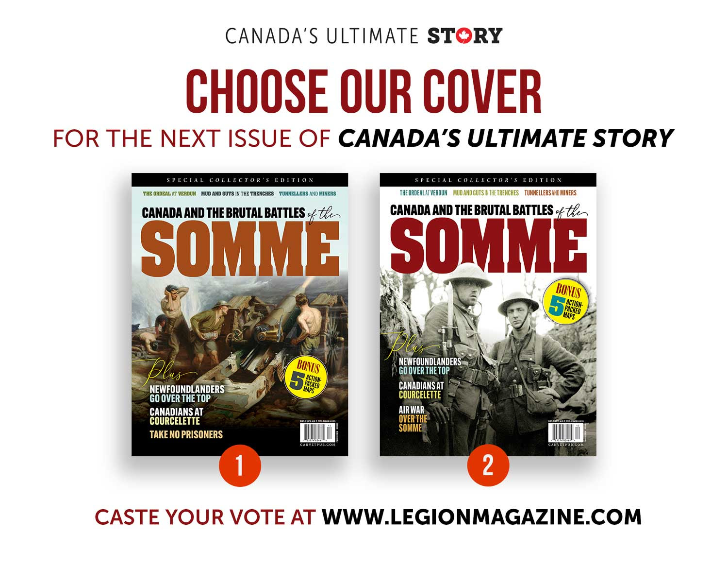 Choose Our Cover