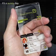 Futuristic Phone 2