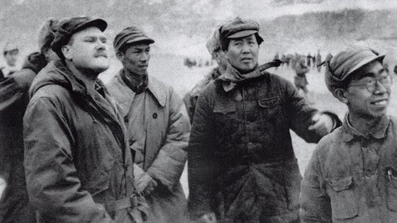 Chinese Civil War, 1945–1949