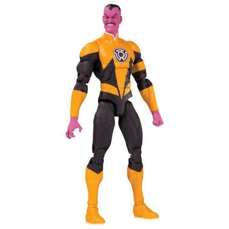 Image of DC Essentials Sinestro Figure - JANUARY 2020
