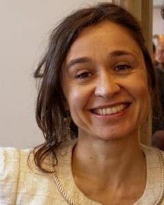 Marina Garde, directora de Alba