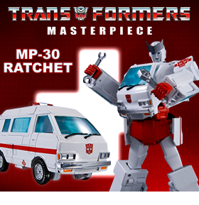 MASTERPIECE MP-30 RATCHET