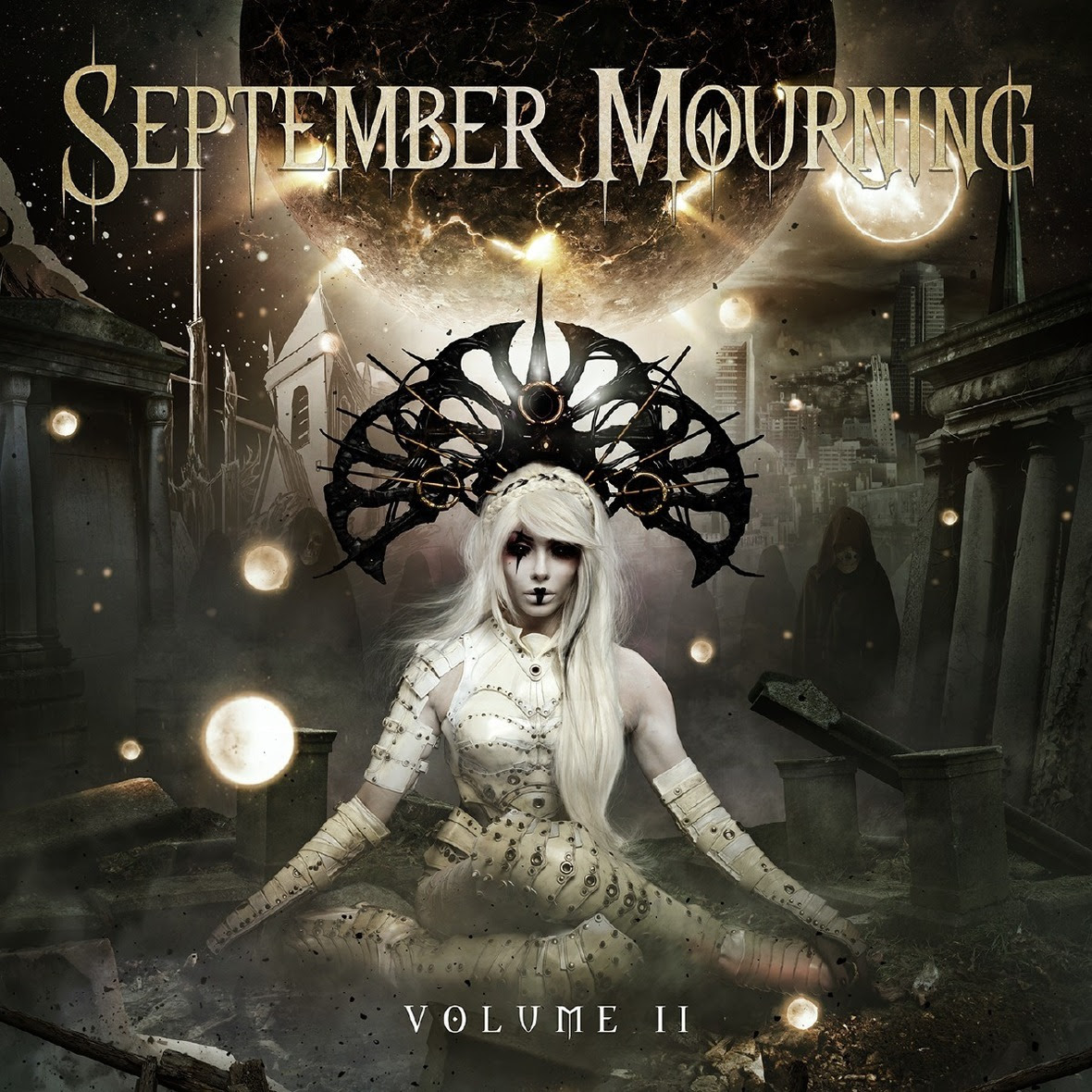 september mourning volume 2 cover art