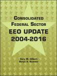 Consolidated Federal Sector EEO Update 2004-2016