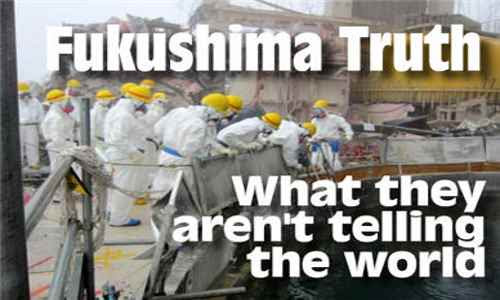 Fukushima Apocalypse: Here's How You Are Being Poisoned The Radiation And Subsequent problems Are Not Just in Japan But Now Also America.