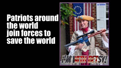 join forces with Betsy Ross