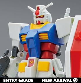Gundam Entry Grade 1/144 RX-78-2 Gundam Model Kit