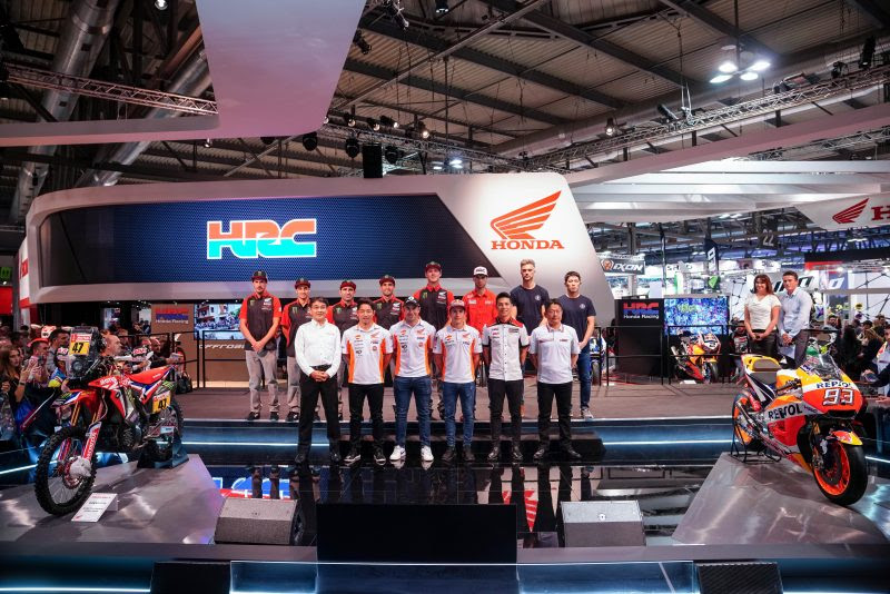 Honda HRC EICMA show38