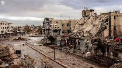 East Ghouta, Syria