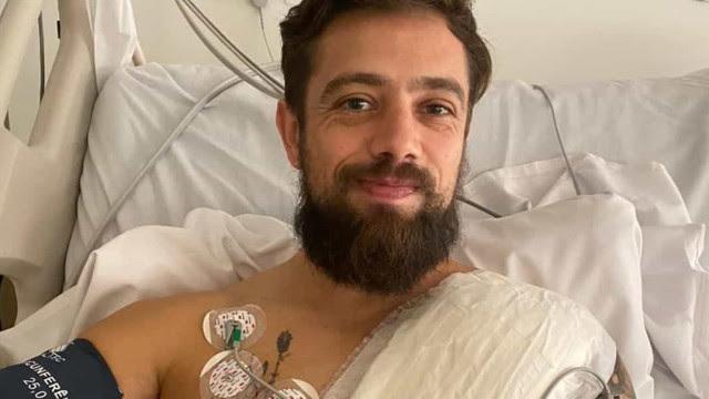 Rafael Cardoso passa por cirurgia no coração