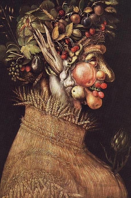 Những tác phẩm của họa sĩ Ý Giuseppe Arcimboldo
